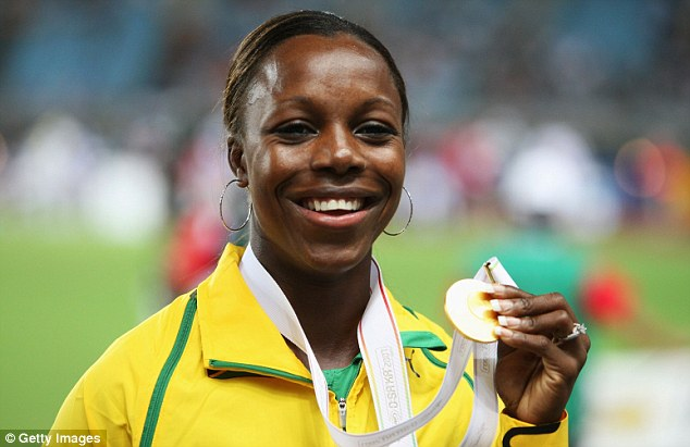 Veronica Campbell Brown