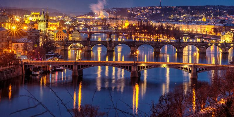 Top 10 most beautiful cities in the world 2018 hungary in for Prague top 10