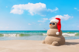 Christmas Happens In The Summer