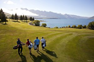 The Most Golf Courses